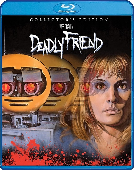 Deadly Friend (Collector's Edition) Blu-ray