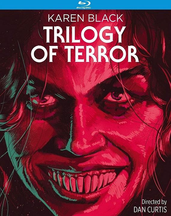 Trilogy of Terror Blu-ray
