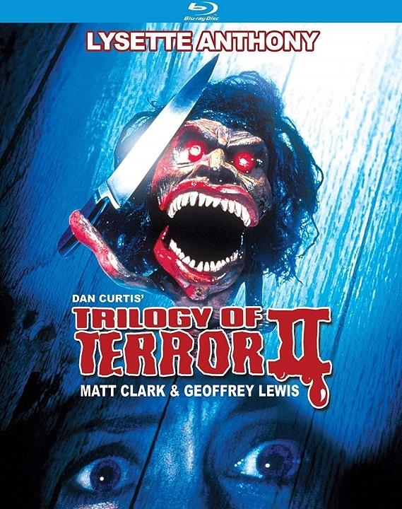 Trilogy of Terror 2 Blu-ray