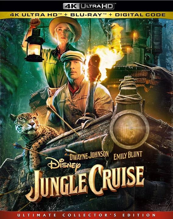 Jungle Cruise in 4K Ultra HD Blu-ray at HD MOVIE SOURCE