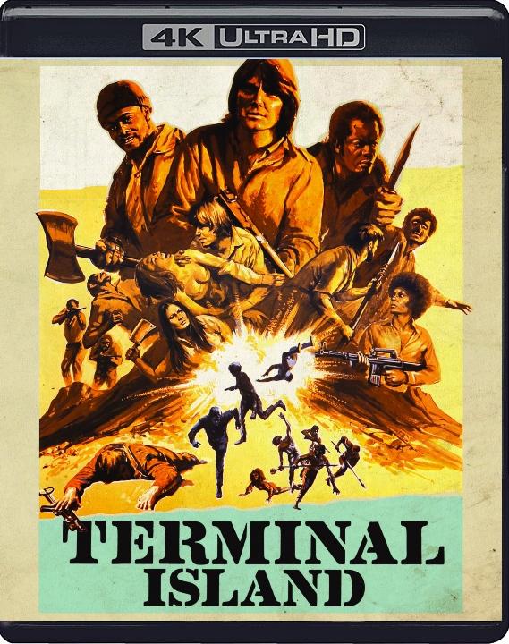 Terminal Island in 4K Ultra HD Blu-ray at HD MOVIE SOURCE