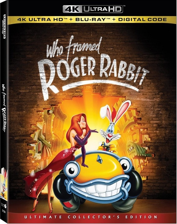 Who Framed Roger Rabbit in 4K Ultra HD Blu-ray at HD MOVIE SOURCE