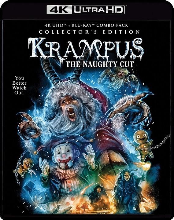 Krampus (Naughty Cut) in 4K Ultra HD Blu-ray at HD MOVIE SOURCE