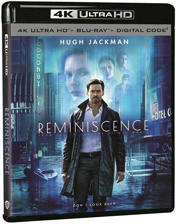 Reminiscence in 4K Ultra HD Blu-ray at HD MOVIE SOURCE