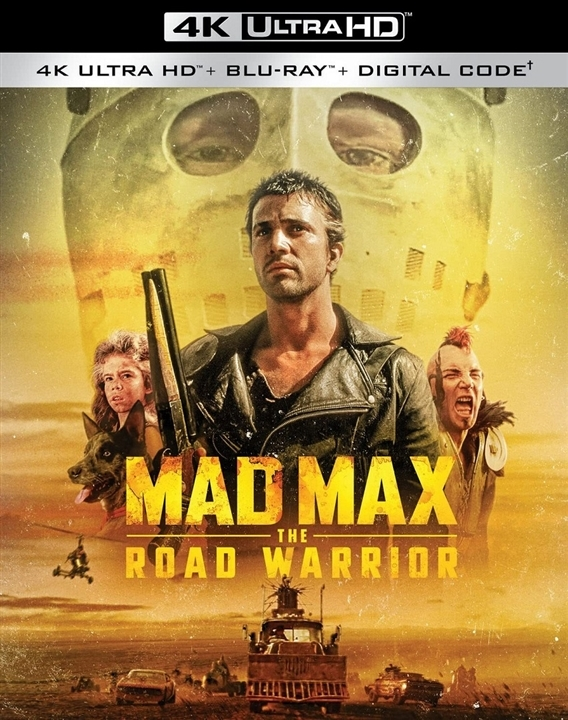Mad Max 2: The Road Warrior in 4K Ultra HD Blu-ray at HD MOVIE SOURCE