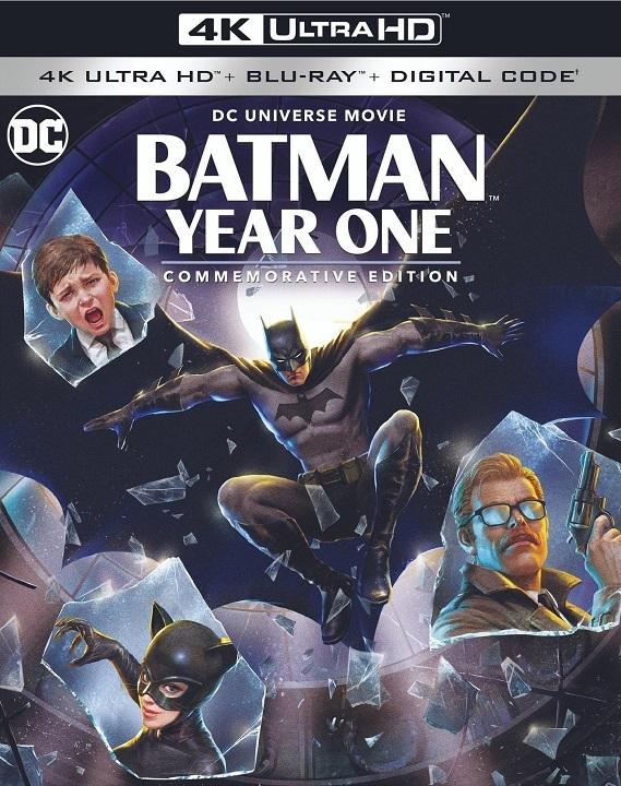Batman: Year One in 4K Ultra HD Blu-ray at HD MOVIE SOURCE