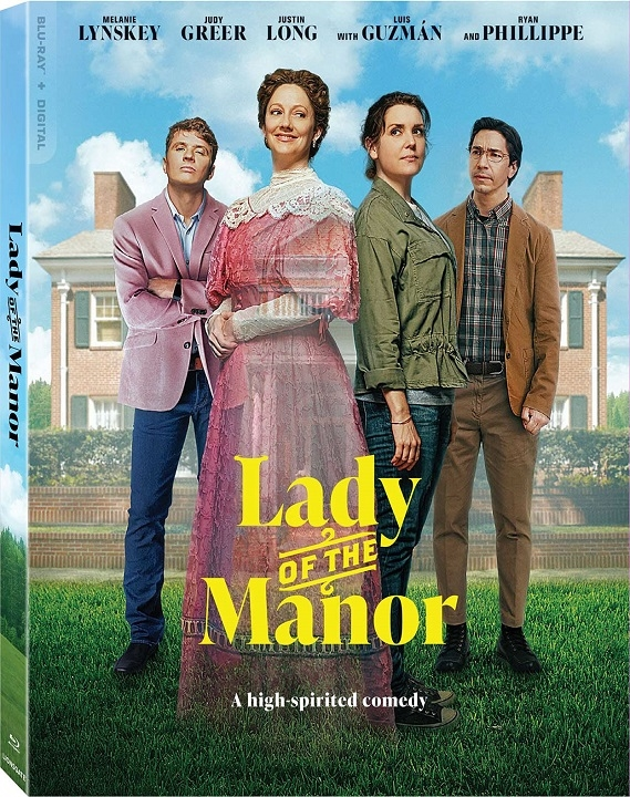 Lady of the Manor Blu-ray