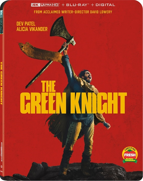 The Green Knight in 4K Ultra HD Blu-ray at HD MOVIE SOURCE