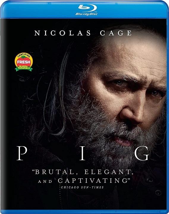 Pig Blu-ray