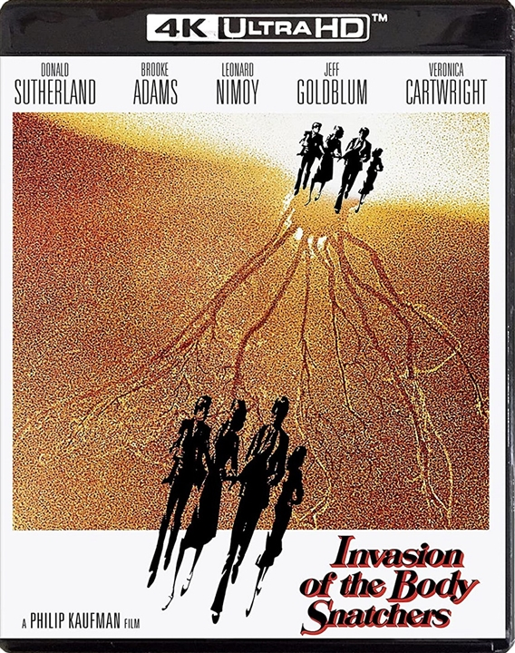 Invasion of the Body Snatchers (1978) in 4K Ultra HD Blu-ray at HD MOVIE SOURCE