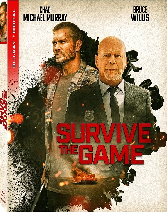 Survive the Game Blu-ray