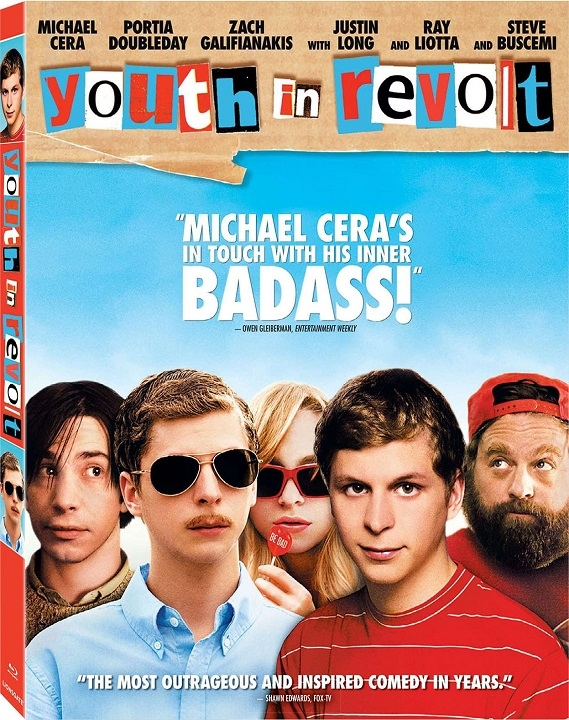 Youth in Revolt Blu-ray