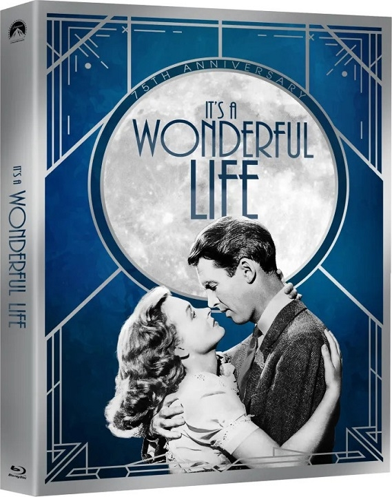 It's a Wonderful Life 75th Anniversary Blu-ray