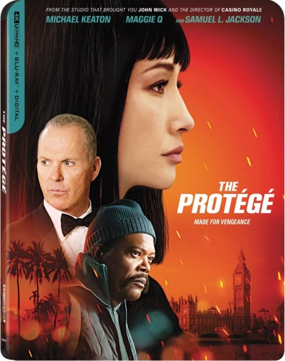 The Protege in 4K Ultra HD Blu-ray at HD MOVIE SOURCE