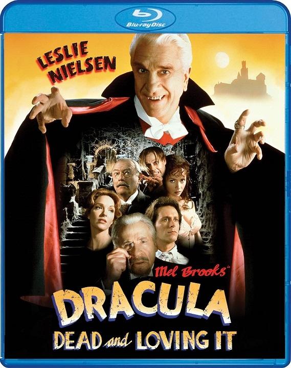 Dracula: Dead and Loving It Blu-ray
