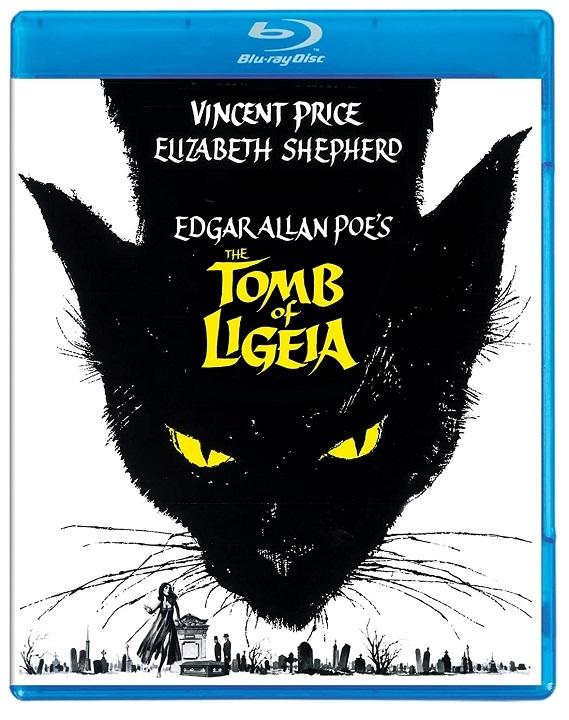 The Tomb of Ligeia Blu-ray