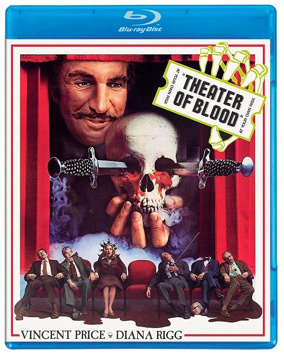 Theater of Blood Blu-ray