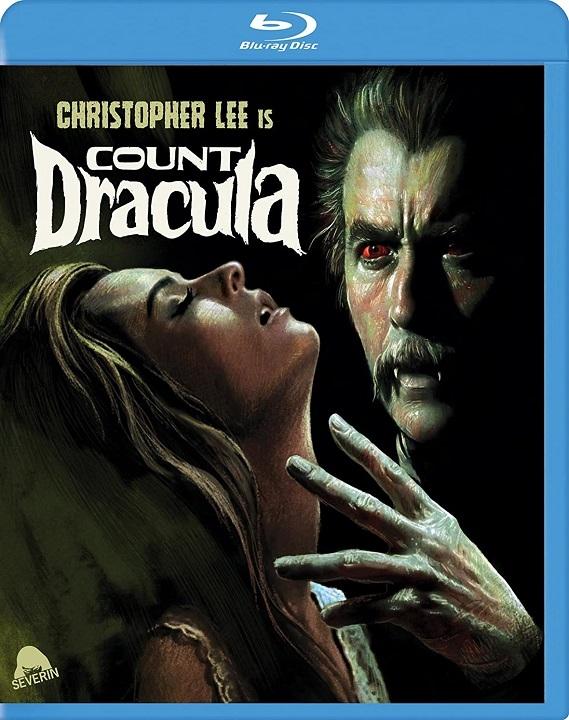 Count Dracula Blu-ray