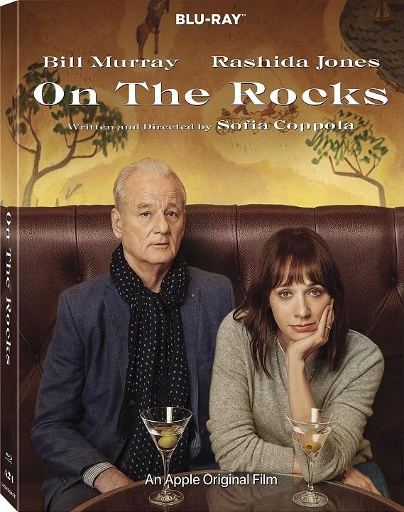 On the Rocks Blu-ray