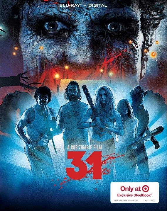31 (SteelBook) Blu-ray