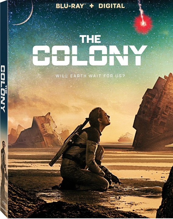 The Colony Blu-ray