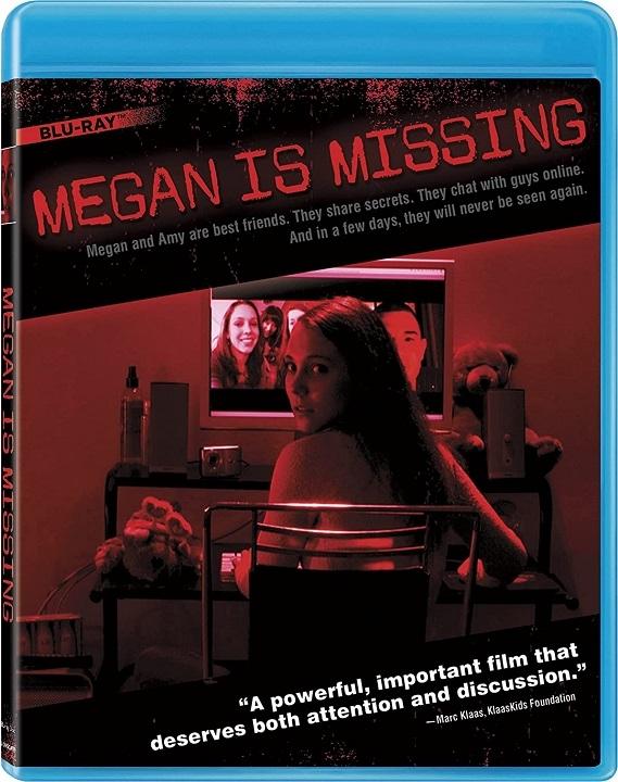 Megan Is Missing Blu-ray