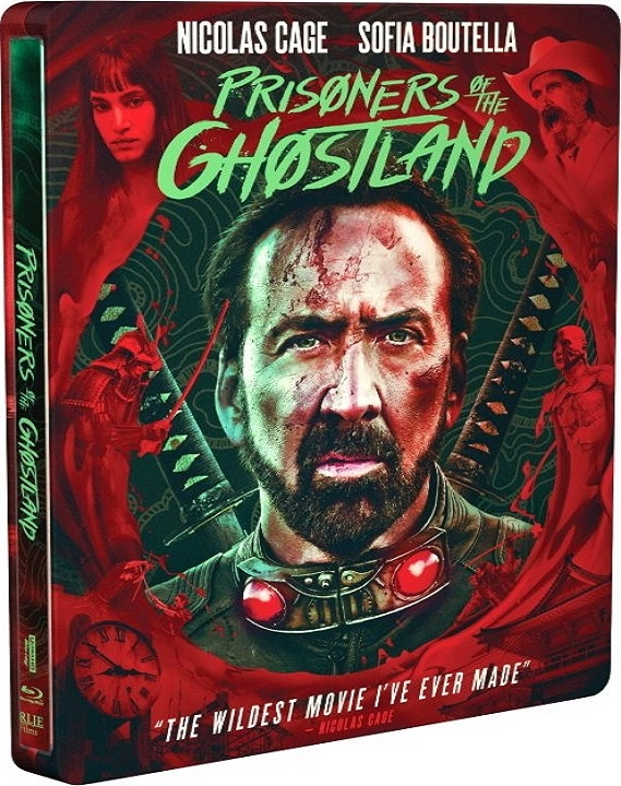Prisoners of the Ghostland in 4K Ultra HD Blu-ray at HD MOVIE SOURCE