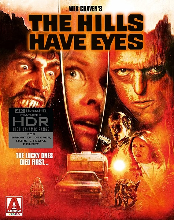 The Hills Have Eyes (Limited Edition) in 4K Ultra HD Blu-ray at HD MOVIE SOURCE