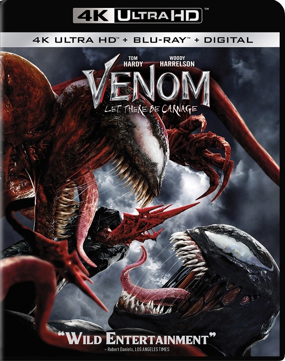 Venom 2: Let There Be Carnage in 4K Ultra HD Blu-ray at HD MOVIE SOURCE