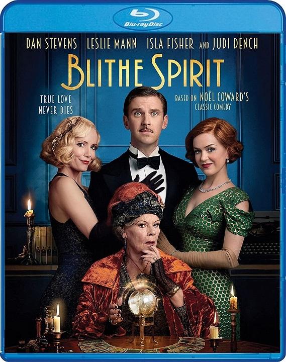 Blithe Spirit Blu-ray