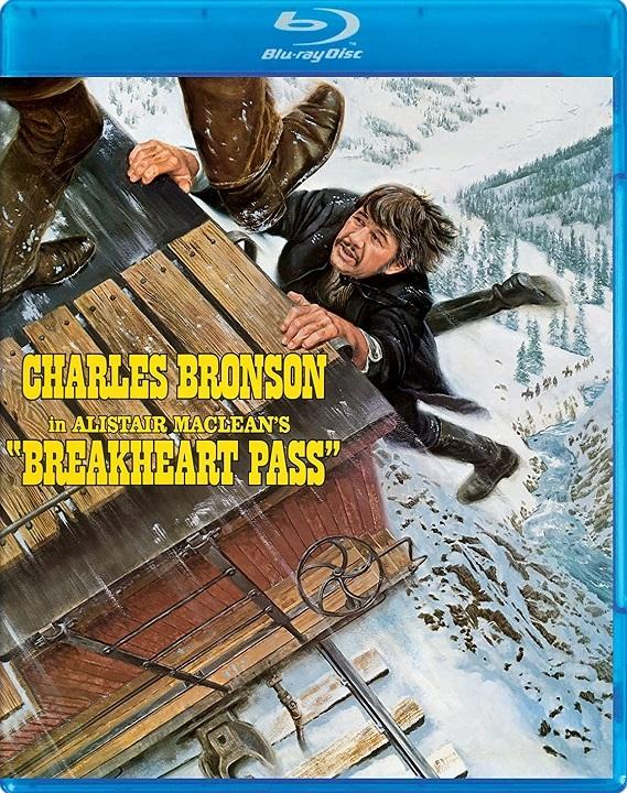 Breakheart Pass Blu-ray