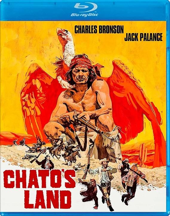 Chato's Land Blu-ray
