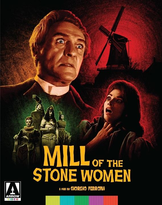 Mill of the Stone Women Blu-ray