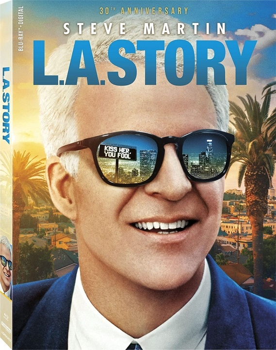 L.A. Story Blu-ray