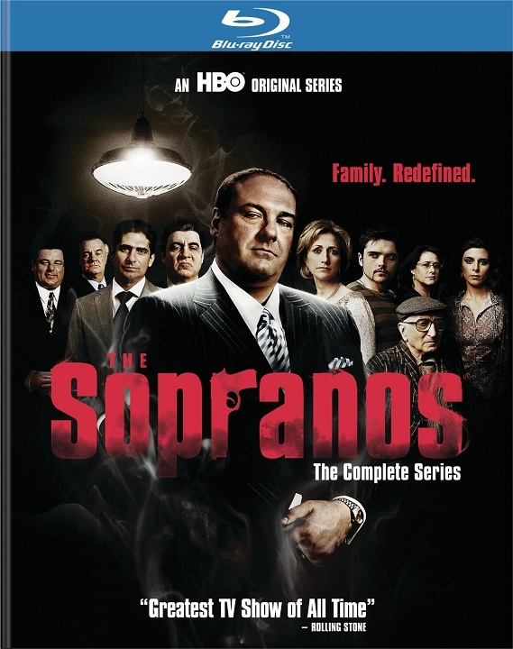 The Sopranos: The Complete Series Blu-ray