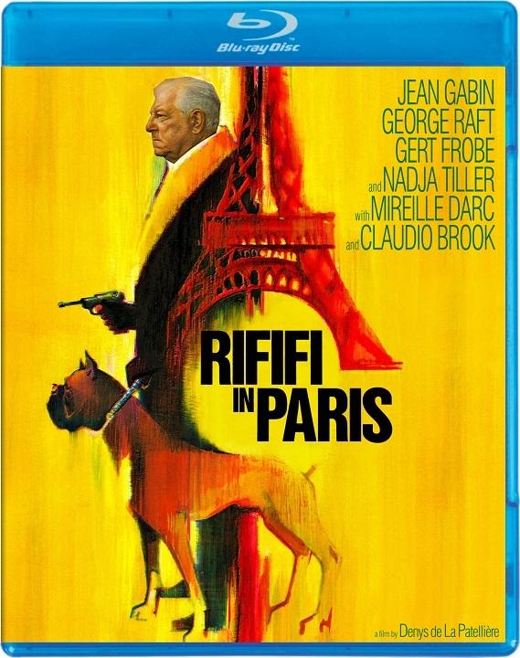 Rififi in Paris Blu-ray