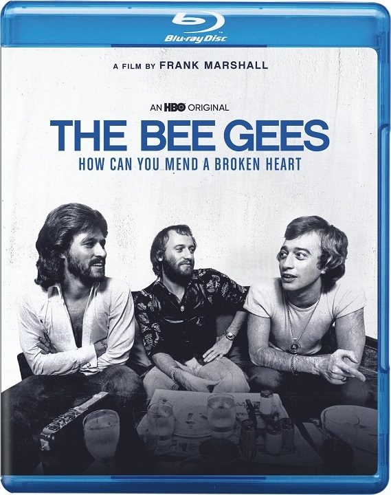 The Bee Gees: How Can You Mend a Broken Heart Blu-ray
