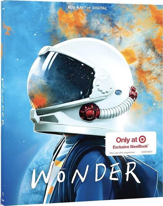 Wonder (SteelBook) Blu-ray