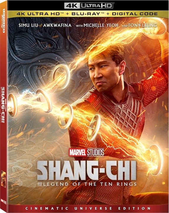 Shang-Chi and the Legend of the Ten Rings in 4K Ultra HD Blu-ray at HD MOVIE SOURCE