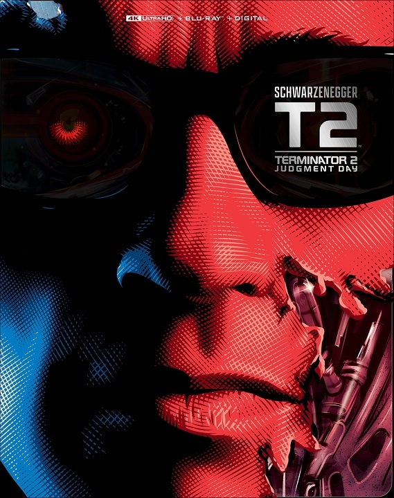 Terminator 2: Judgment Day (SteelBook) in 4K Ultra HD Blu-ray at HD MOVIE SOURCE