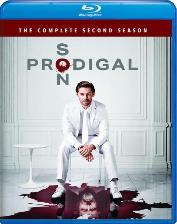 Prodigal Son Season 2 Blu-ray