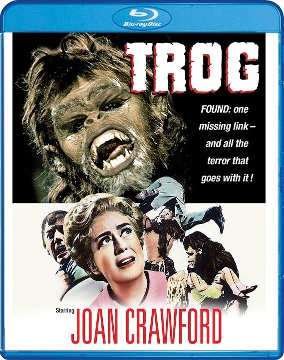 Trog Blu-ray