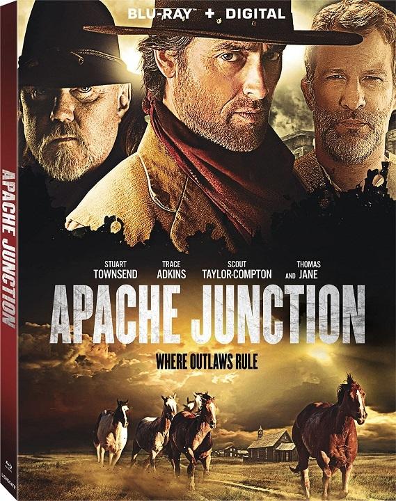Apache Junction Blu-ray