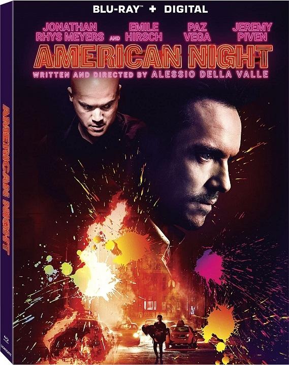American Night Blu-ray