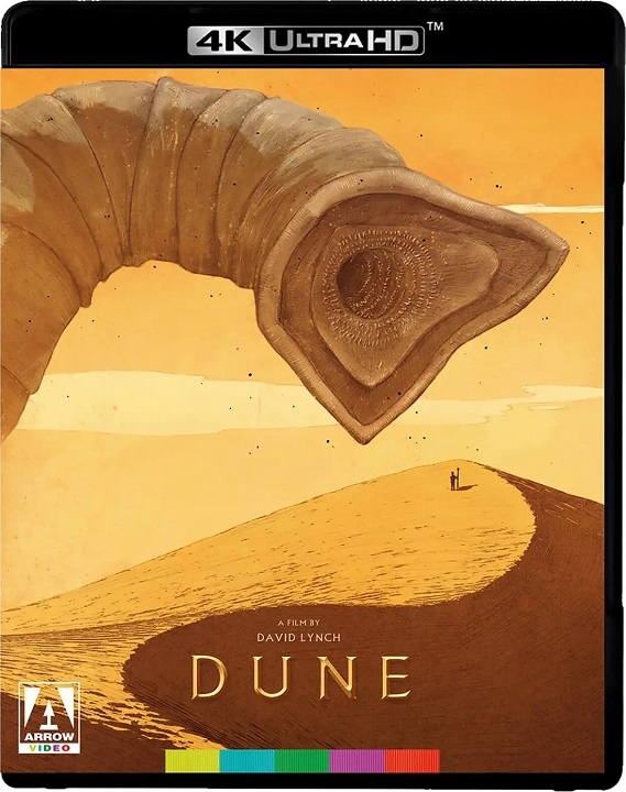 Dune (1984)(Standard Edition) in 4K Ultra HD Blu-ray at HD MOVIE SOURCE