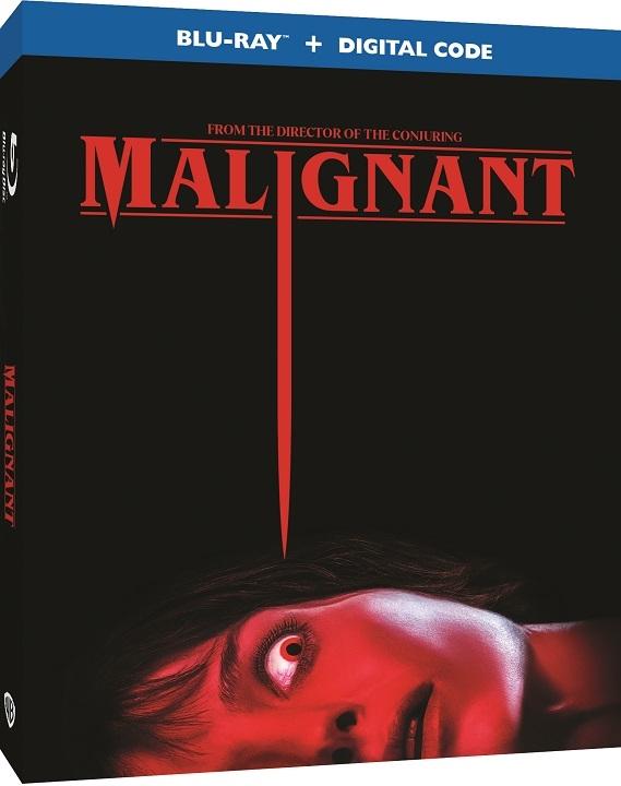 Malignant Blu-ray