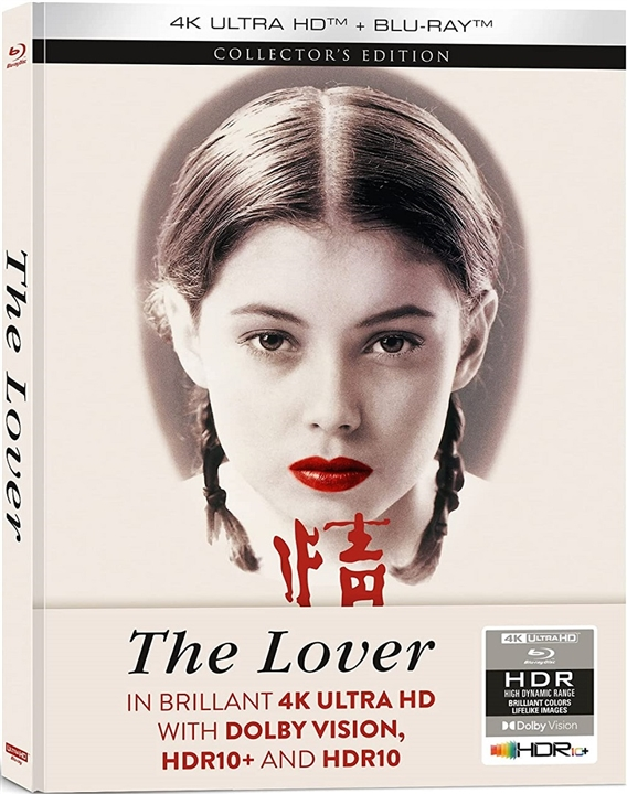 The Lover in 4K Ultra HD Blu-ray at HD MOVIE SOURCE