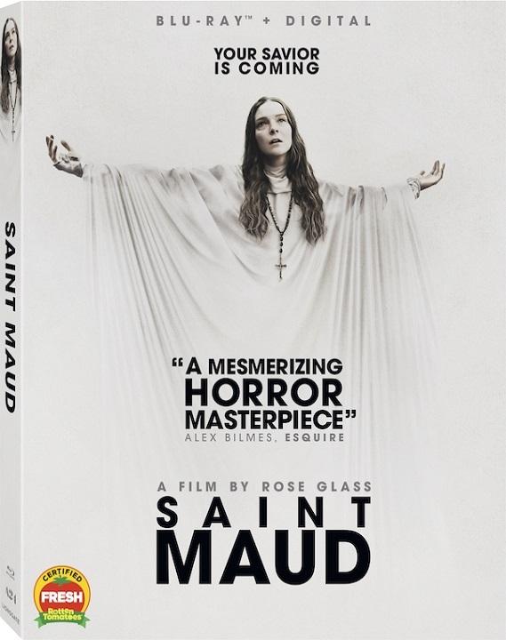Saint Maud Blu-ray