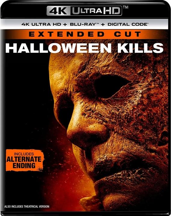 Halloween Kills in 4K Ultra HD Blu-ray at HD MOVIE SOURCE