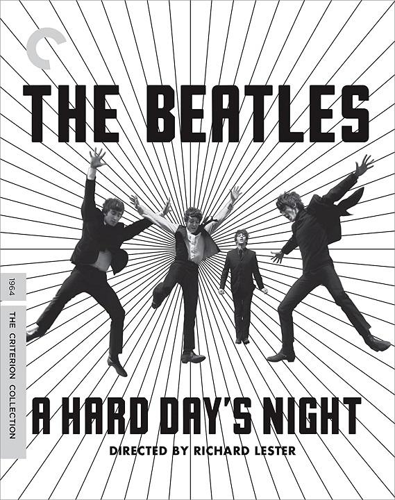 A Hard Day's Night in 4K Ultra HD Blu-ray at HD MOVIE SOURCE